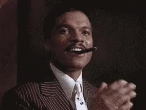 Watch and share Billy Dee Williams GIFs on Gfycat