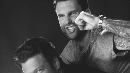 Watch and share Adam Levine, Maroon 5, Love GIFs on Gfycat