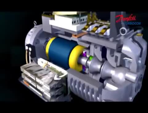 Watch and share Danfoss Turbocor VIDEO US Version GIFs on Gfycat
