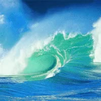 Watch ocean waves GIF on Gfycat. Discover more related GIFs on Gfycat