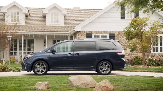 Watch and share Minivan GIFs and Toyota GIFs on Gfycat