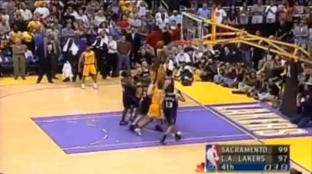 Watch Robert Horry beats the Sacramento Kings GIF by Randomgifs (@domdare) on Gfycat. Discover more 3-pointer, Angeles, Big, Horry, Kings, Lakers, Los, Playoffs, Robert, Sacramento GIFs on Gfycat