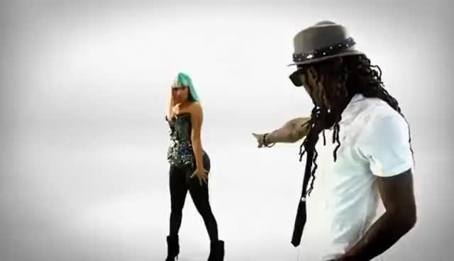 Watch and share Nicki Minaj GIFs and Lil Wayne GIFs on Gfycat