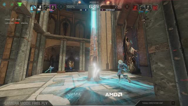 Watch and share QuakeCon - $1M Quake World Championships! GIFs on Gfycat
