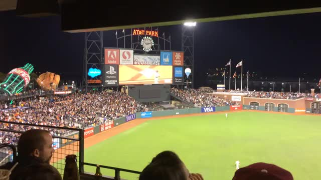 Watch and share Sfgiants GIFs by johndodini on Gfycat