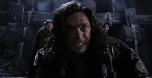 Watch and share Hugh Jackman GIFs and Van Helsing GIFs on Gfycat