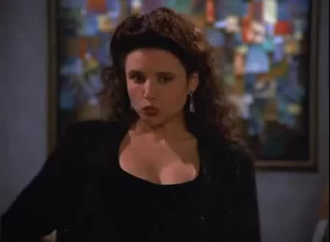 Watch and share Elaine GIFs on Gfycat
