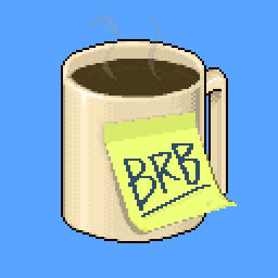 be right back, brb, caffeine, coffee, coffee break, energize, skab, wake up, BRB - Coffee Break GIFs
