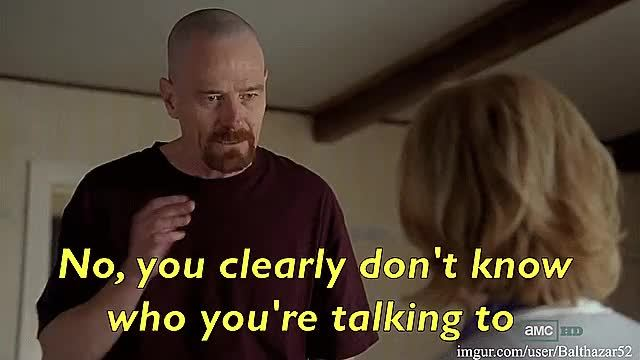 Bryan Cranston, iiiiiiitttttttttttt, pcmasterrace, techsupportanimals, Every time Windows asks for admin permission GIFs
