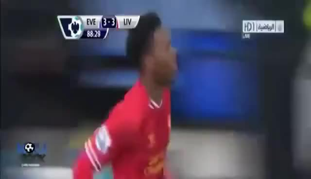 Watch Daniel Sturridge GIF on Gfycat. Discover more related GIFs on Gfycat