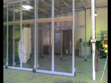 Tornado Shelters, Underground Shelters, FEMA Storm Shelter Door Testing GIFs