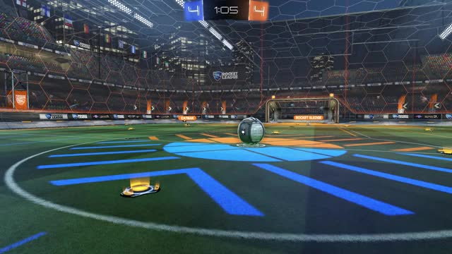 Watch and share Double Demo For The The Game-Winning Goal - Rocket Sledge GIFs by Rocket Sledge on Gfycat