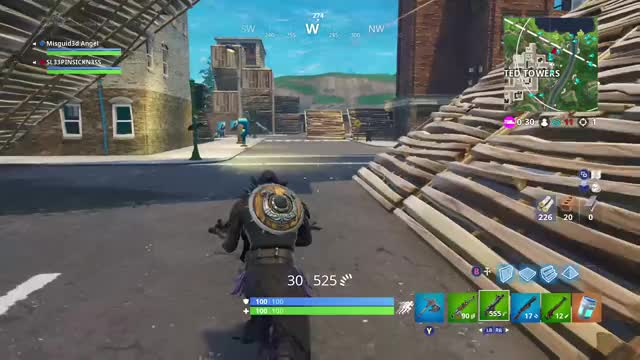 Watch The Split GIF by Gamer DVR (@xboxdvr) on Gfycat. Discover more FortniteBattleRoyale, Misguid3d Angel, xbox, xbox dvr, xbox one GIFs on Gfycat