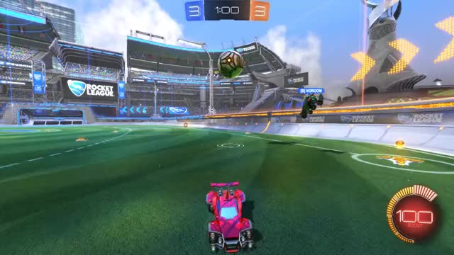 Watch Assist 2: Akai GIF by Gif Your Game (@gifyourgame) on Gfycat. Discover more Akai, Gif Your Game, GifYourGame, Rocket League, RocketLeague GIFs on Gfycat