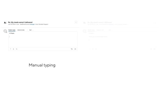 Watch and share Manual Typing Vs. Typing With TypeGenie GIFs by juliadoncheva on Gfycat