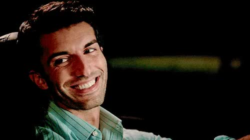 Watch and share Smiling Rafael Jane The Virgin GIFs on Gfycat