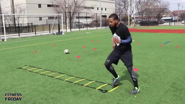Watch and share Agility Speed Sharpness   Fitness Friday GIFs on Gfycat