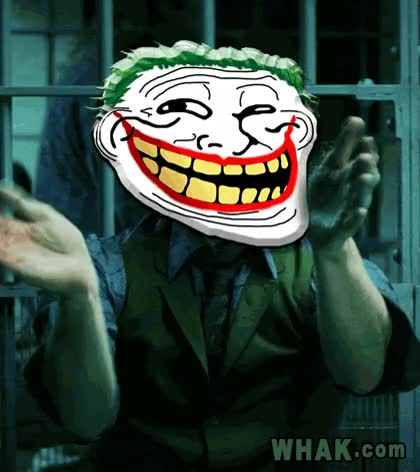 Watch joker clap GIF on Gfycat. Discover more related GIFs on Gfycat