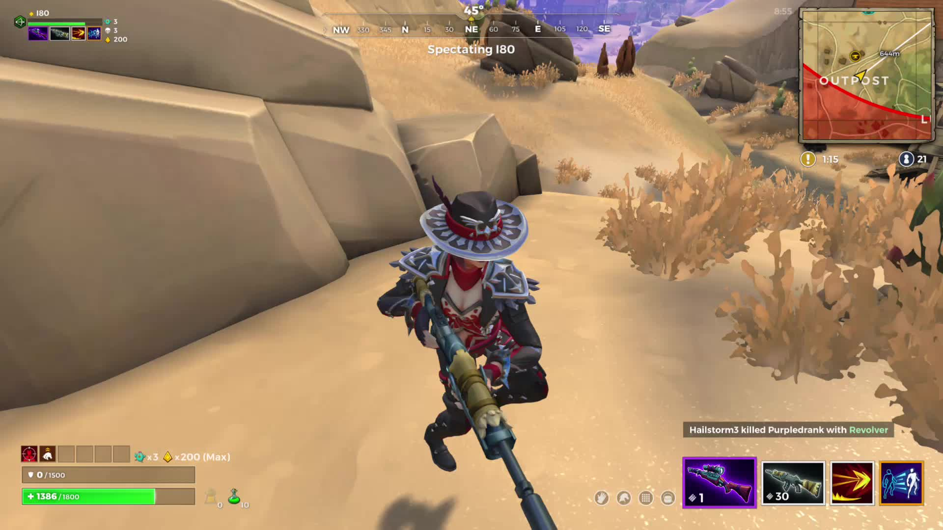 RealmRoyale, gamer dvr, iTz AlphaRoc, xbox, xbox one, Realm Solo Teaming (2 of 2) GIFs