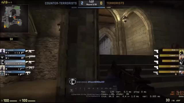 Watch and share Csgo Fast Ace GIFs on Gfycat