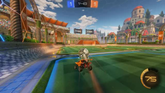 Watch Goal 3: Barry Allen GIF by Gif Your Game (@gifyourgame) on Gfycat. Discover more Barry Allen, Gif Your Game, GifYourGame, Rocket League, RocketLeague GIFs on Gfycat
