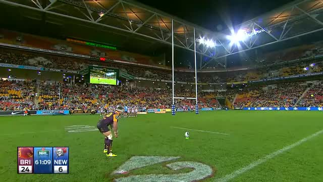 Watch Corey Parker catches his own conversion kick GIF by @vectera on Gfycat. Discover more nrl GIFs on Gfycat