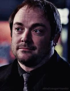 Watch ain the house of 1982 GIF on Gfycat. Discover more crowley actually has quite a few cat-like qualities and mannerisms, crowleyedit, i imagine if he had any respect for earthly life he'd have it for cats, mark sheppard, spn: hello darling, spncrowley, spnedit, stuff i made, supernatural GIFs on Gfycat
