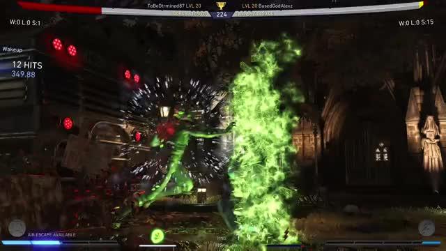 Watch this GIF by Gamer DVR (@xboxdvr) on Gfycat. Discover more BasedGodAlexz, Injustice2, xbox, xbox dvr, xbox one GIFs on Gfycat
