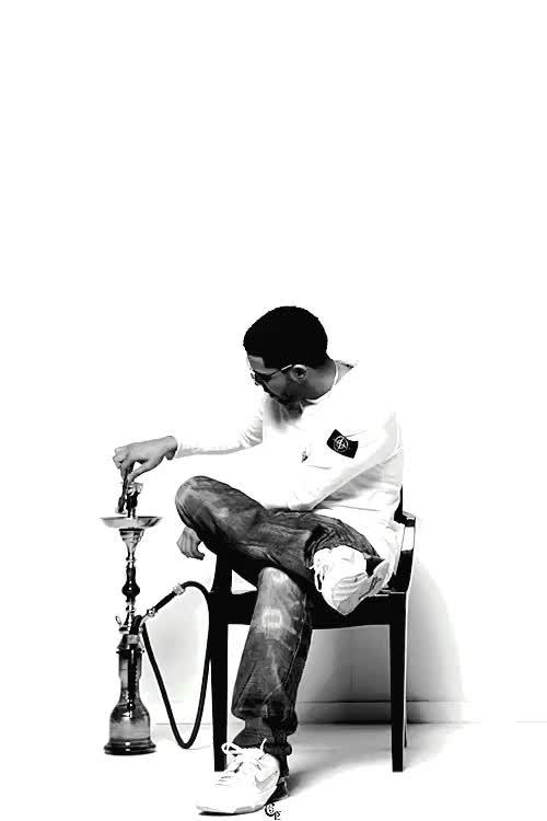 Watch Drake GIF on Gfycat. Discover more Drake, black & white, cool, dope, hooka, shisha, singer, smoke GIFs on Gfycat