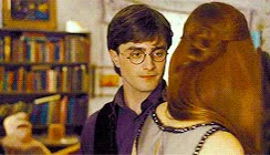 Watch and share Gif Ginny Weasley Harry Potter George Weasley Harry Potter Challenge GIFs on Gfycat