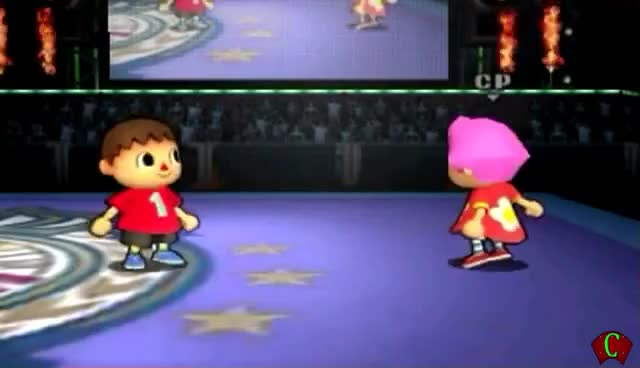 Watch and share Villager GIFs and Smash GIFs on Gfycat