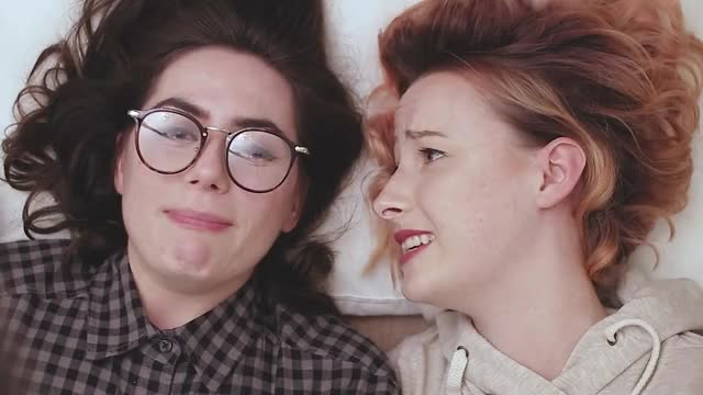 Watch and share Pillow Talk W/ Dodie | Tessa Violet GIFs on Gfycat