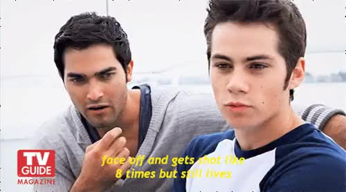 Watch Severus Johnson GIF on Gfycat. Discover more This!, dylan o'brien, expressive eyebrows, flawless, hobrien, hubrien, i love them, look at that face, my creations, mygifs, teen wolf cast, there are two kinds of people, tyler hoechlin GIFs on Gfycat