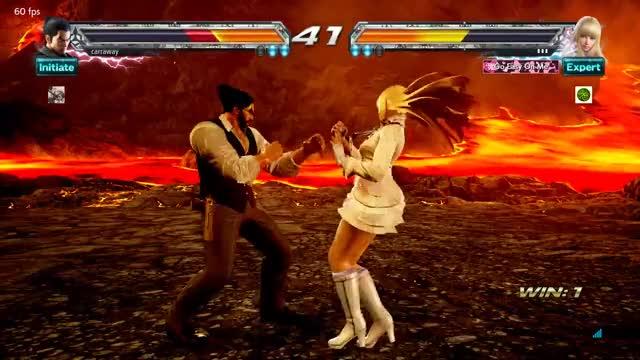 Watch and share Tekken7 DAS BOOT GIFs on Gfycat