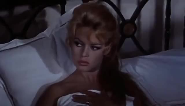 Watch and share Henri Vidal & Brigitte Bardot - Love Things GIFs on Gfycat