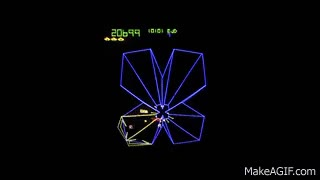 Watch and share 1981 Atari Tempest Arcade Video Gameplay HD GIFs on Gfycat