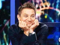 Watch happy, aww, im listening, cute GIF on Gfycat. Discover more jeremy renner GIFs on Gfycat