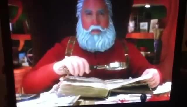 The Santa Clause Scott Calvin