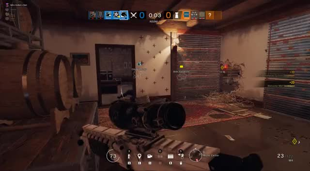 Watch and share R6 More Like COD GIFs by teriyakideeshy on Gfycat
