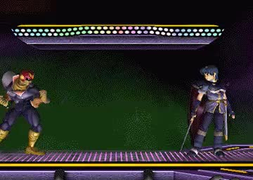 Watch and share Side-B's Compared : Smashbros GIFs on Gfycat