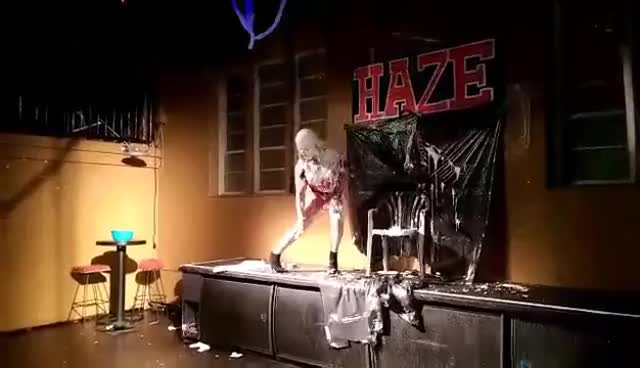 Viral Drag Queen Flashdance Epic Fail GIFs