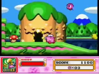characterrant, Kirby's Planet-Cracking Minigames (reddit) GIFs