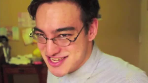Watch and share Filthy Frank Smile GIFs on Gfycat