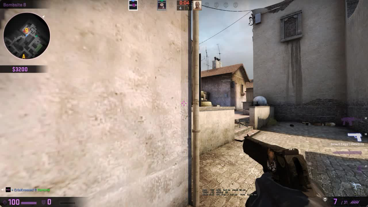 60fpsgaminggifs, [cs:go] The save round win, with a little flair. (reddit) GIFs