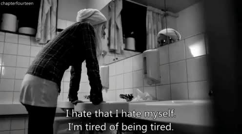 Watch razor GIF on Gfycat. Discover more I hate myself, depressing quotes, depressing thoughts, this is depressing GIFs on Gfycat