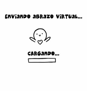 Watch and share Virtual GIFs and Abrazo GIFs on Gfycat