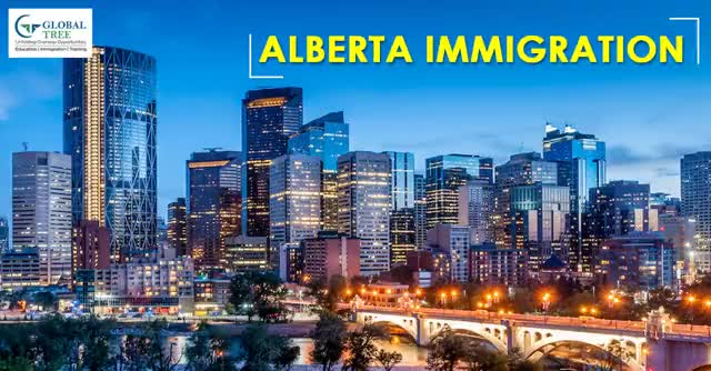 Watch and share Alberta Immigration GIFs and Alberta Pnp GIFs by Study Abroad & Immigration on Gfycat