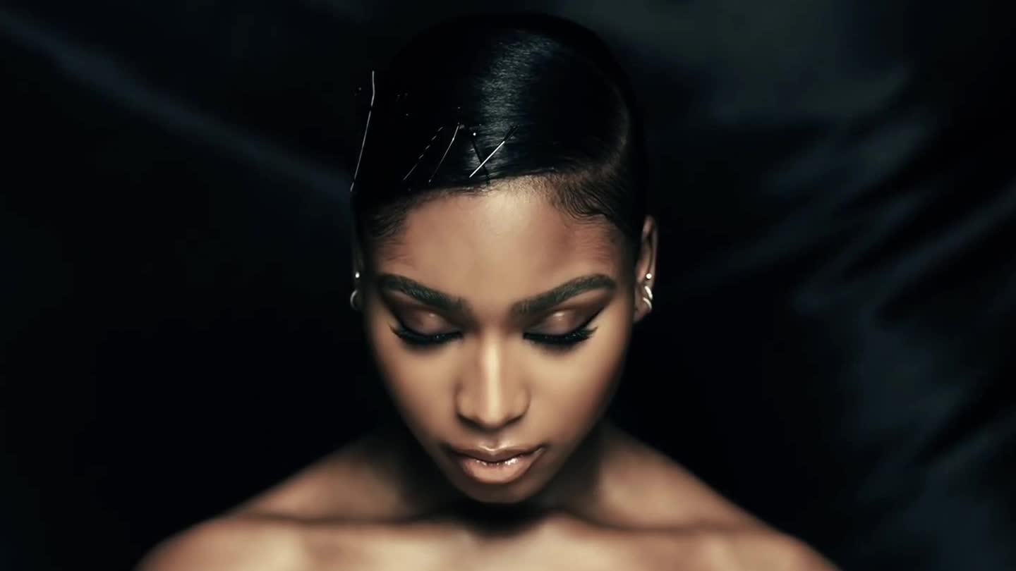 6lack, asleep, bored, boring, early, eyes, feat, look, no, normani, serious, sexy, sleep, sleepy, up, wake, waves, way, woke, wtf, Normani - Waves (feat. 6LACK) GIFs
