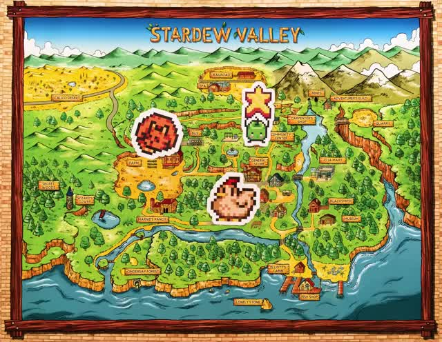 Watch and share Stardew GIFs and Valley GIFs on Gfycat