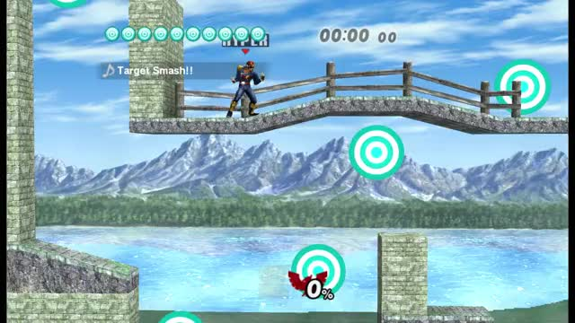 Watch and share Break The Targets GIFs and Project M GIFs by HyperFlame on Gfycat